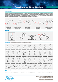 Epoxides for Drug Design