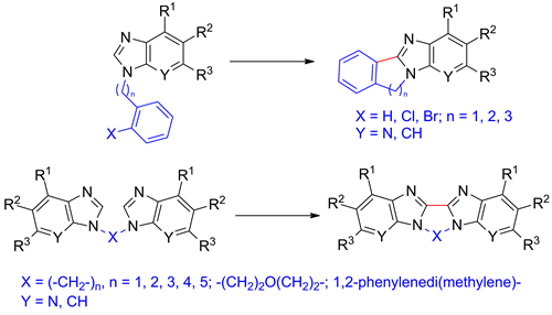 Design and Synthesis of Polycyclic Imidazole-Containing N-Heterocycles based on C-H Activation/Cyclization Reactions