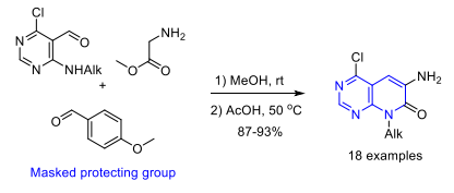 One-Pot Synthesis of 6-Aminopyrido[2,3-d]pyrimidin-7-ones