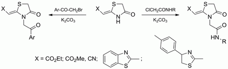 A Novel Approach to Pyrrolo[2,1-b]thiazoles