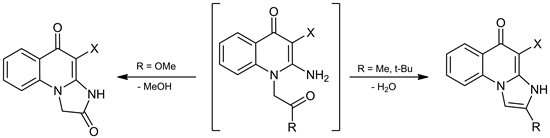 A Facile Route to Imidazo[1,2-a]quinolines via a Domino Reaction